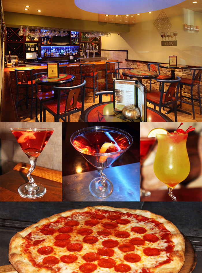 Roma Petersburg - Happy Hour Bar Specials and Food Specials
